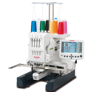 Janome MB-4N Review