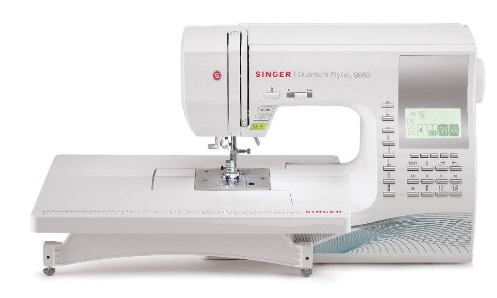 Singer Quantum Stylist 9960 Review