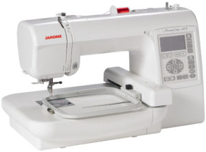 Janome Memory Craft 200E Review
