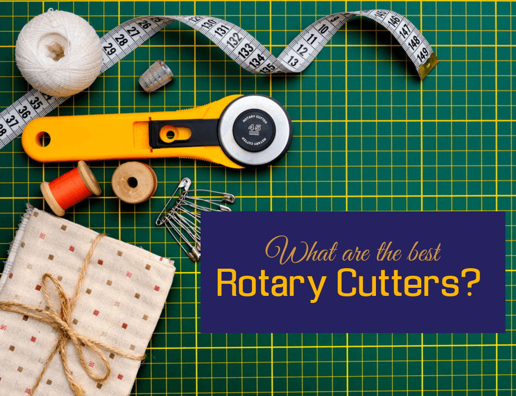 What Are the Best Rotary Fabric Cutters?