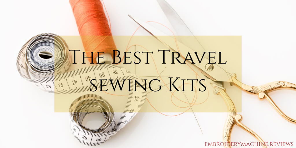 68 Pieces Premium Sew Kit Emergency Set with Zipper Carrying Case for Traveller and Beginners Erikord Portable Sewing Kits Accessories Supplies