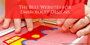 The Best Websites for Embroidery Designs