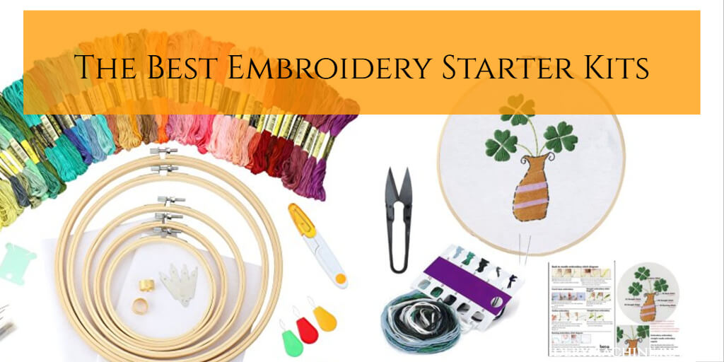 The 5 Best Embroidery Starter Kits